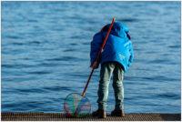 Kleiner Meeresforscher © 2020 Sabine Lommatzsch