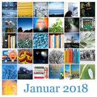 365-Tage-Projekt Januar-Tableau © 2018 Sabine Lommatzsch