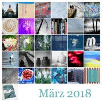 365-Tage-Projekt März-Tableau © 2018 Sabine Lommatzsch