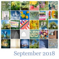 365-Tage-Projekt September-Tableau © 2018 Sabine Lommatzsch