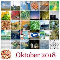 365-Tage-Projekt Oktober-Tableau © 2018 Sabine Lommatzsch