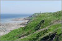 Küste bei Equihen, Pas de Calais © 2012 Sabine Lommatzsch