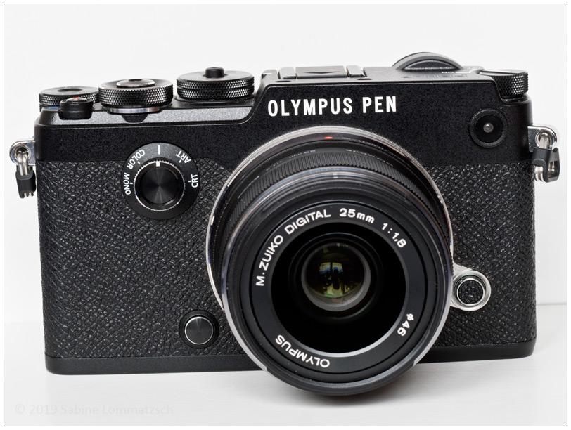 Olympus PEN-F mit M.25mm/1.8 © 2019 Sabine Lommatzsch