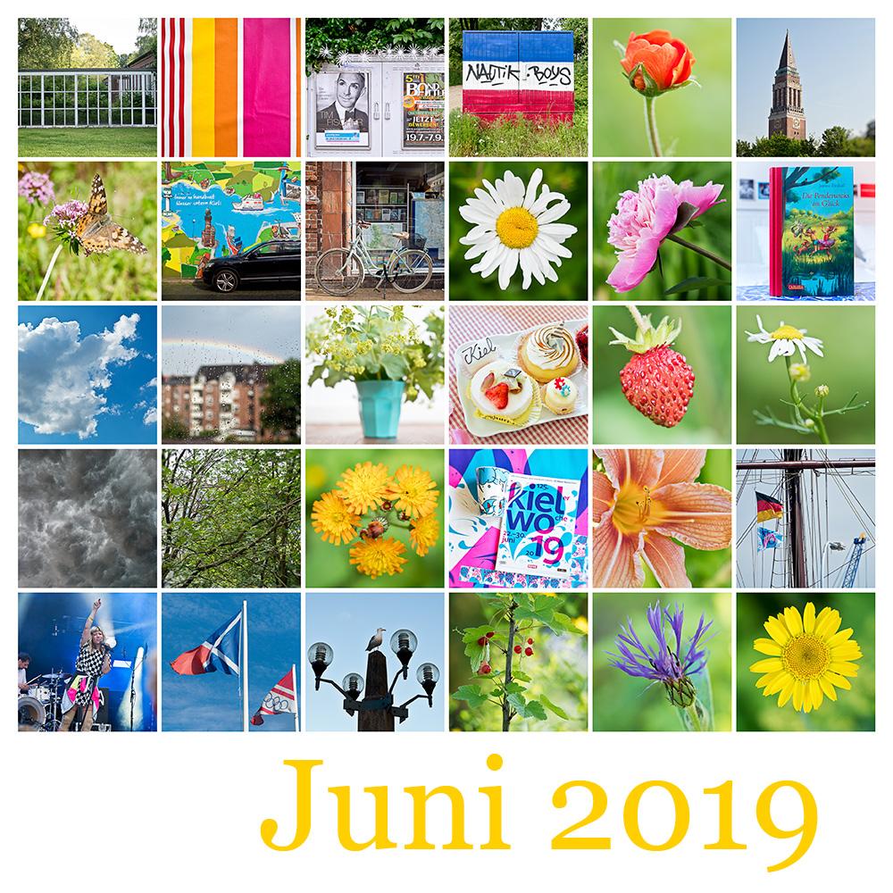365-Tage-Projekt Juni-Tableau © 2019 Sabine Lommatzsch