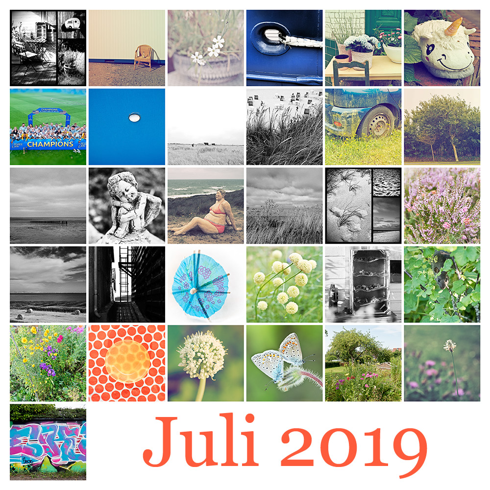 365-Tage-Projekt Juli-Tableau © 2019 Sabine Lommatzsch