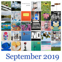 365-Tage-Projekt September-Tableau © 2019 Sabine Lommatzsch