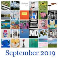 365-Tage-Projekt September-Tableau © 2019 Sabine Lommatzsch
