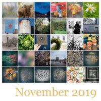365-Tage-Projekt November-Tableau © 2019 Sabine Lommatzsch