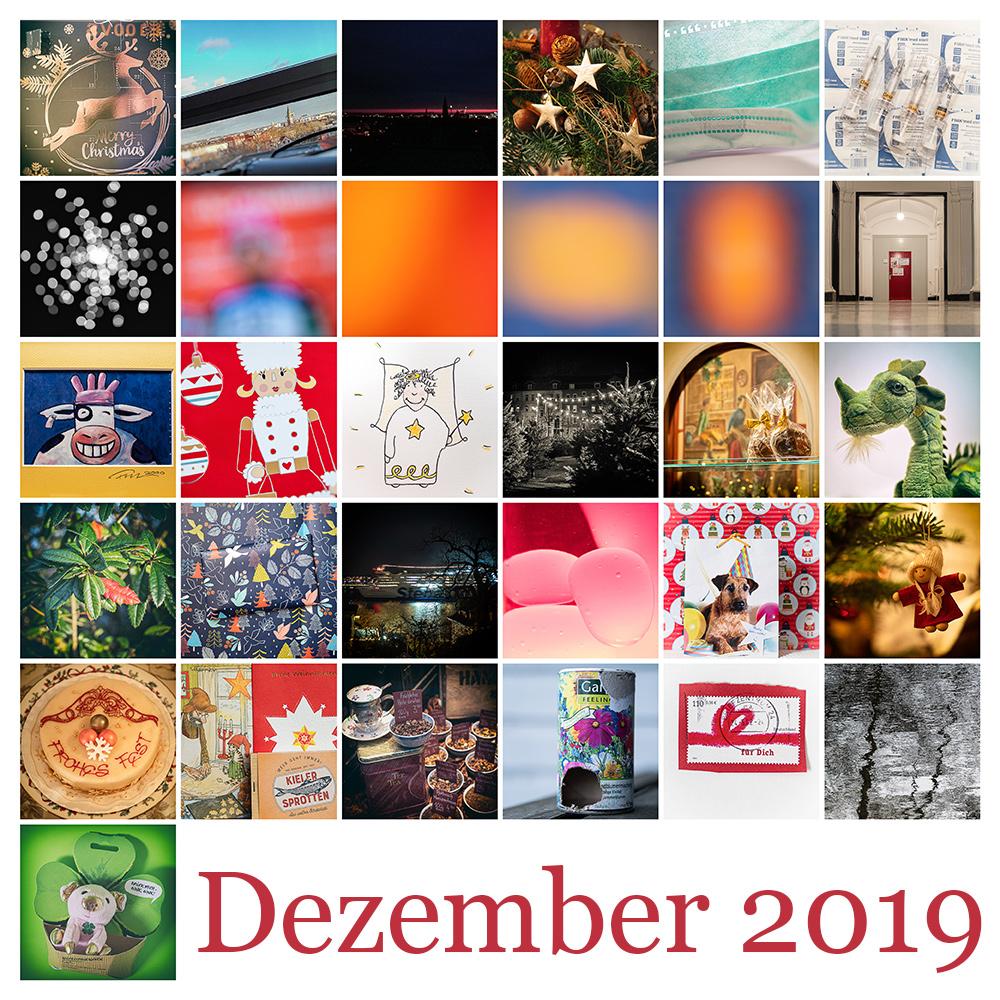 365-Tage-Projekt Dezember-Tableau © 2019 Sabine Lommatzsch