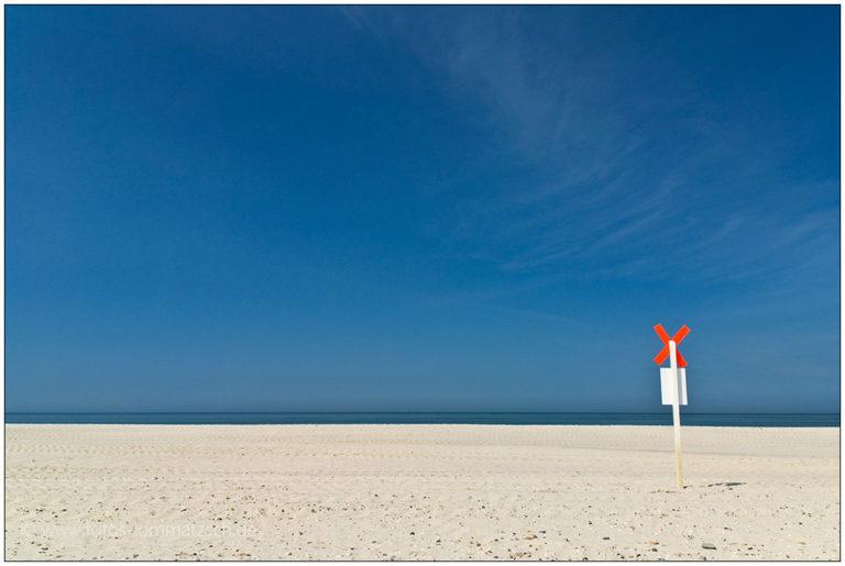 Strandspaziergang auf Sylt © 2008 Sabine Lommatzsch