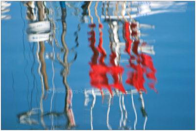 Fischerboot in Gilleleje, Dänemark © 2009 Sabine Lommatzsch